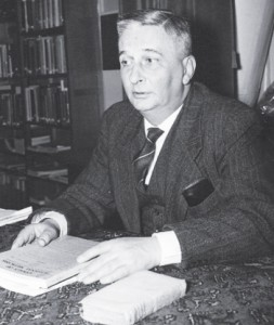 Prof G.A. Lindeboom